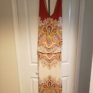 Tracy Reese Dresses - Anthropologie Boteh Maxi by Tracy Reese XL